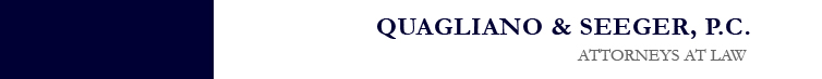 Quagliano & Seeger, PC, Attorneys at Law